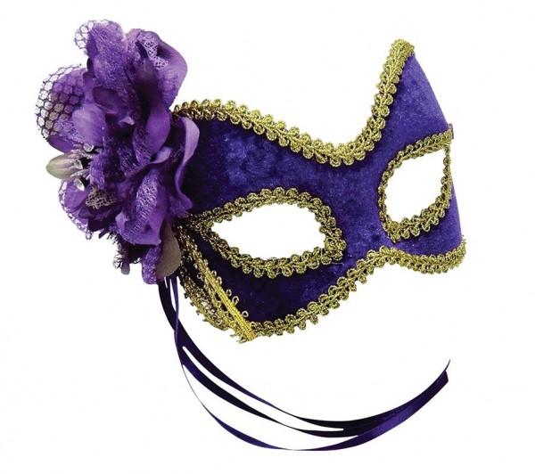 0003165_porpora-masquerade-mask 89+ Most Stylish Masquerade Masks in 2020