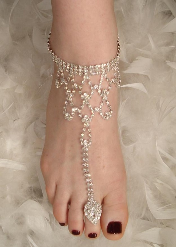 1378881742_544394473_3-Diamante-foot-jewellery-Bridal-barefoot-sandals-Accessories Top 89 Barefoot Jewelry Pieces in 2018