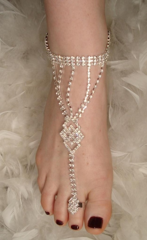 1378881742_544394473_6-Diamante-foot-jewellery-Bridal-barefoot-sandals-South-Africa Top 89 Barefoot Jewelry Pieces