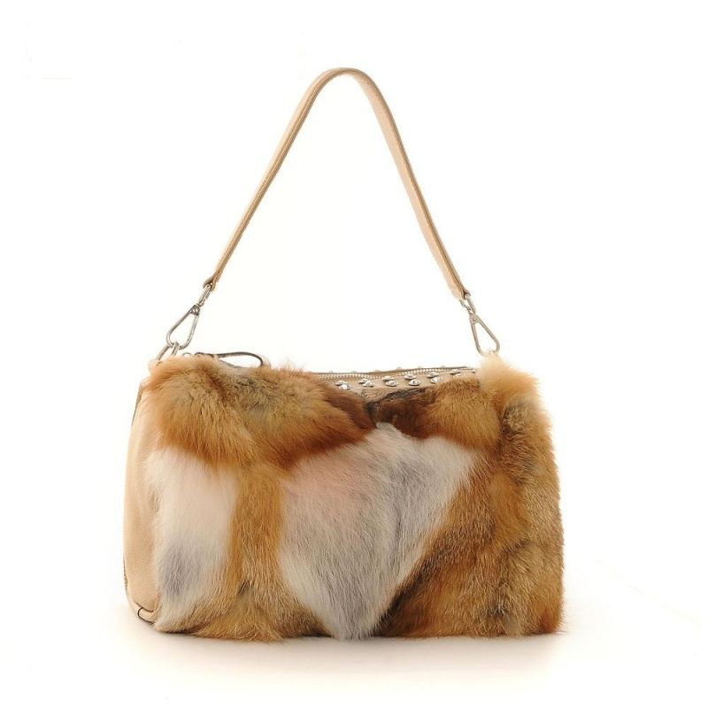 2013-diamond-fox-fur-female-bags-first-layer Top 79 Stylish Winter Accessories in 2021