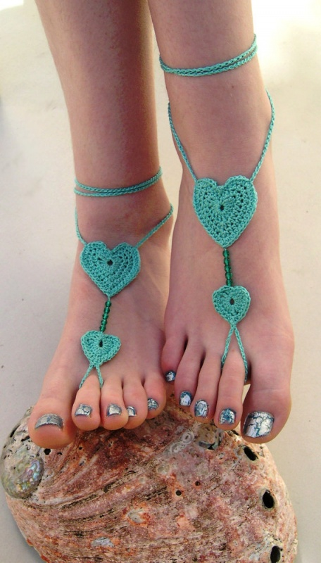 46456 Top 89 Barefoot Jewelry Pieces