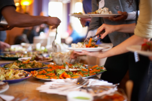 Buffet1 5 Simple Ways To Stop Overeating On Holidays