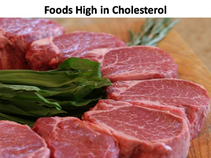Foods-High-in-Cholesterol Top 9 Foods Which Are High In Cholesterol And You Have To Avoid