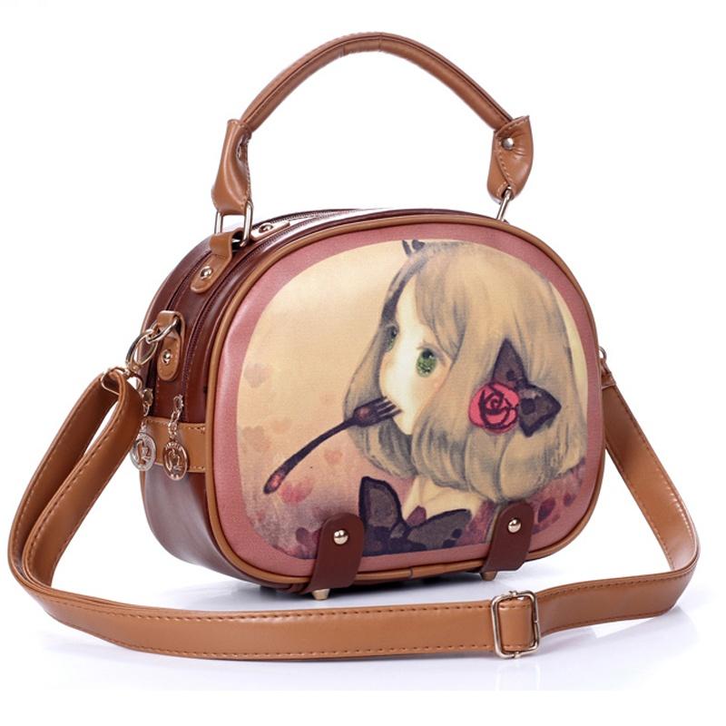 Free-shipping-2013-winter-women-s-handbag-dream-vintage-sweet-handbag-female-messenger-bag Top 79 Stylish Winter Accessories in 2021