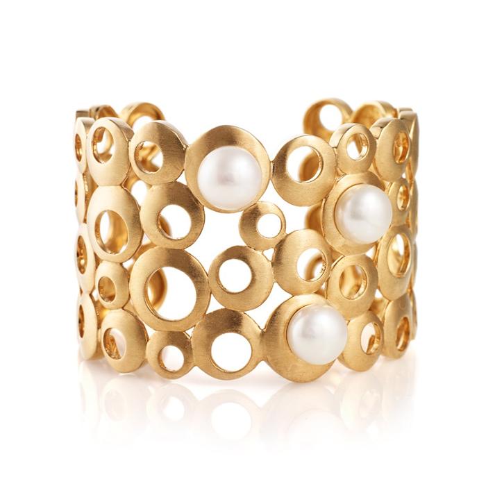 Joanna-Dahdah-cuff 49 Famous Forearm Jewelry Pieces