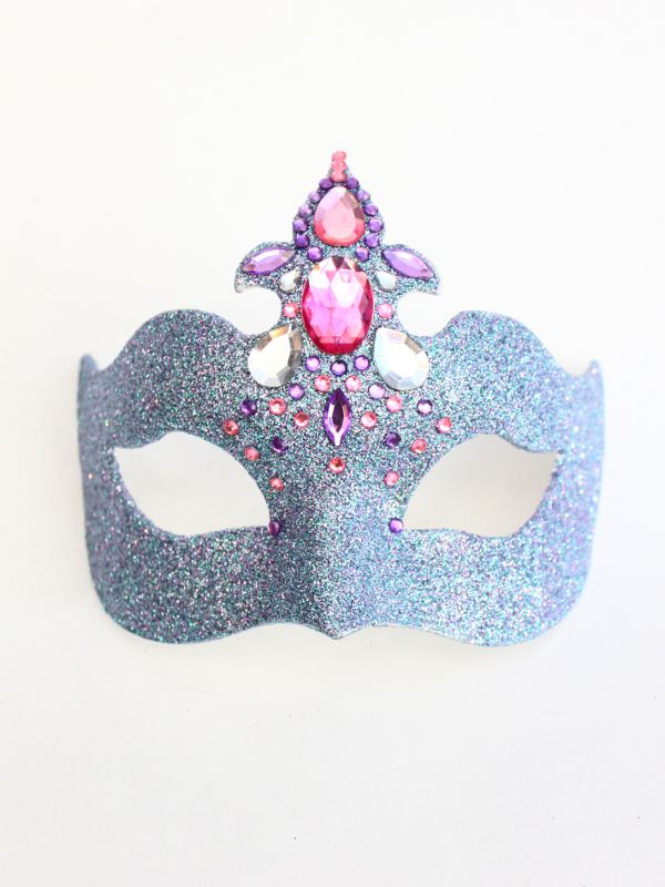 Nymph-Jewelled-Venetian-Masquerade-Mask 89+ Stylish Masquerade Masks in 2017