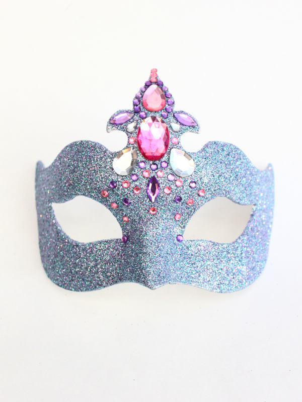 Nymph-Jewelled-Venetian-Masquerade-Mask 89+ Stylish Masquerade Masks in 2018
