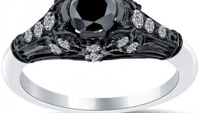 Photo of 35 Fabulous Antique Palladium Engagement Rings