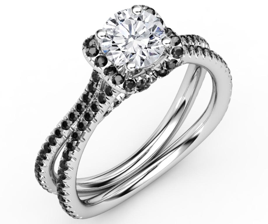 Palladium-Engagement-Rings-3 35 Fabulous Antique Palladium Engagement Rings
