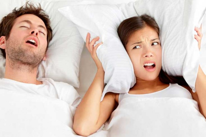 Stop-Snoring Fortunately, There Is A New Solution To Stop Snoring