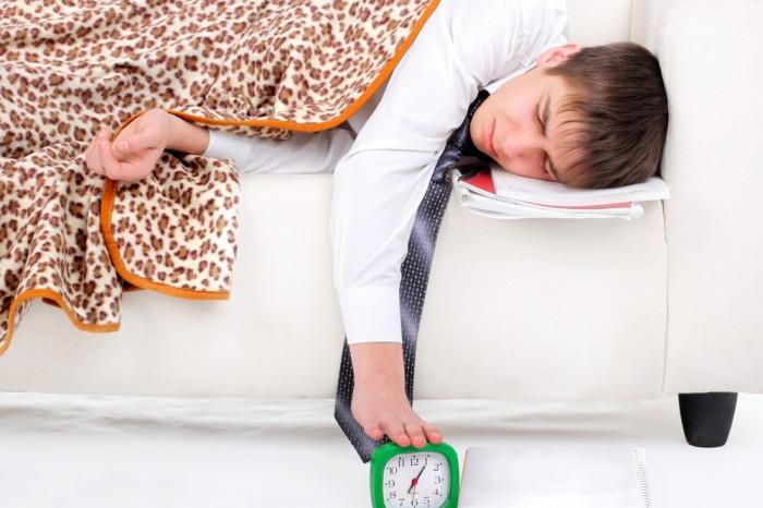 TeenagerSleeping Do You Know How Many Hours Of Sleep You Need?