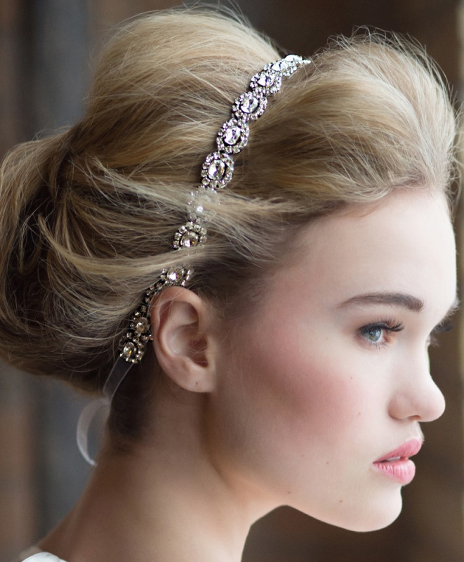 alex_bridal_crystal_headband_2 Hair Jewelry: Learn What to Wear in Your Hair
