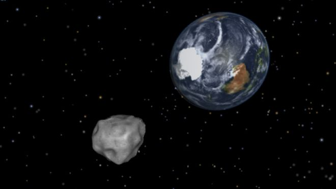 asteroid-2012-da14-art All Eyes Were On The Sky On 17th February,2014.