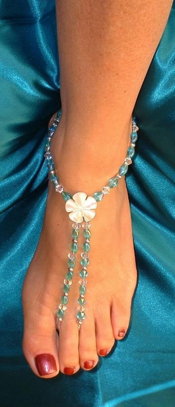 blue-foot-jewelry Top 89 Barefoot Jewelry Pieces in 2020