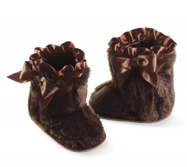 brown-fur Top 79 Stylish Winter Accessories in 2021
