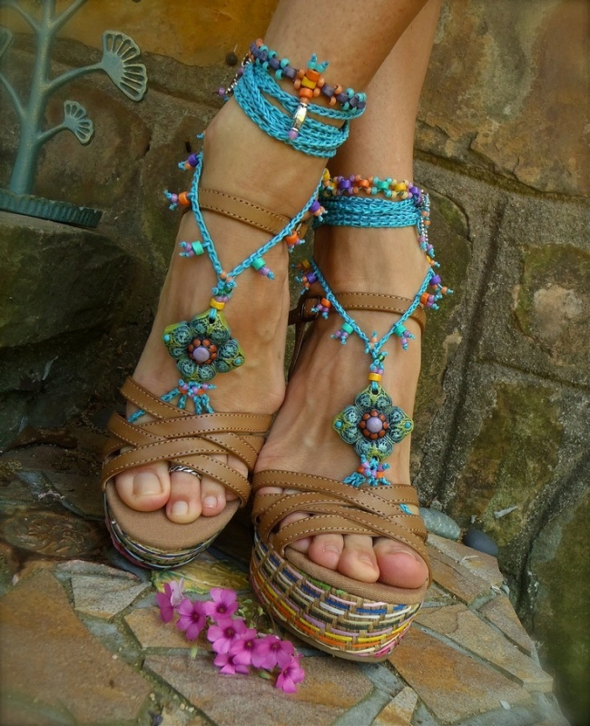 c674240328296cddfebcb065dd51f0c4 Top 89 Barefoot Jewelry Pieces in 2018