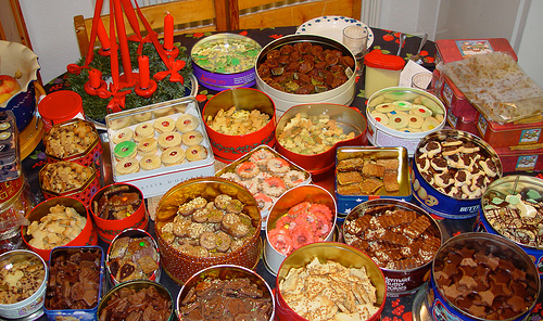 christmas-cookies 5 Simple Ways To Stop Overeating On Holidays