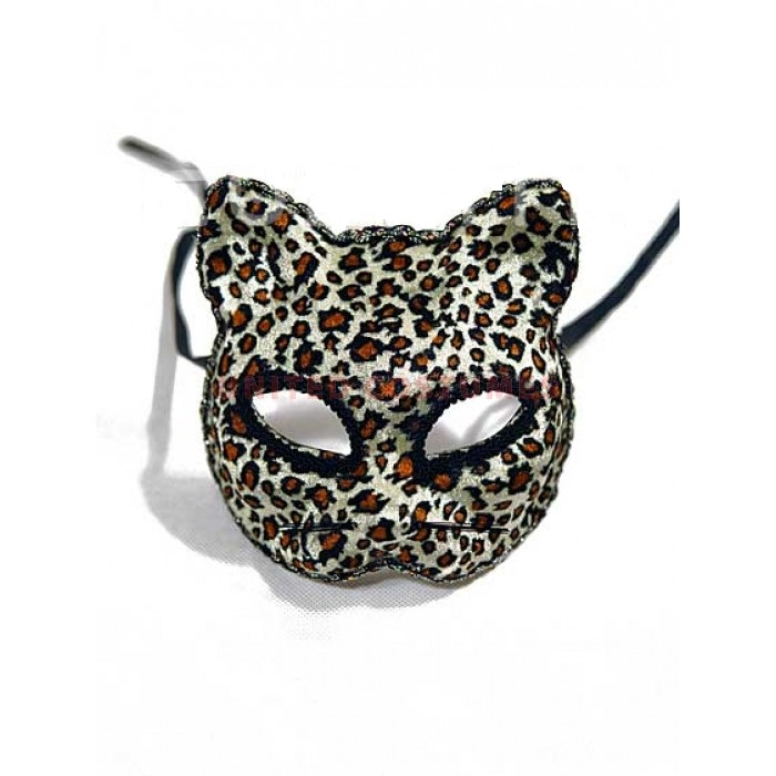 deluxe-half-face-velvet-leopard-masquerade-mask 89+ Most Stylish Masquerade Masks in 2020