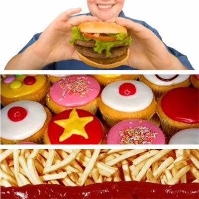 fattyfood_1 Top 9 Foods Which Are High In Cholesterol And You Have To Avoid