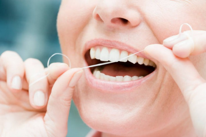 flossing 5 Simple Ways To Never Get Cavities