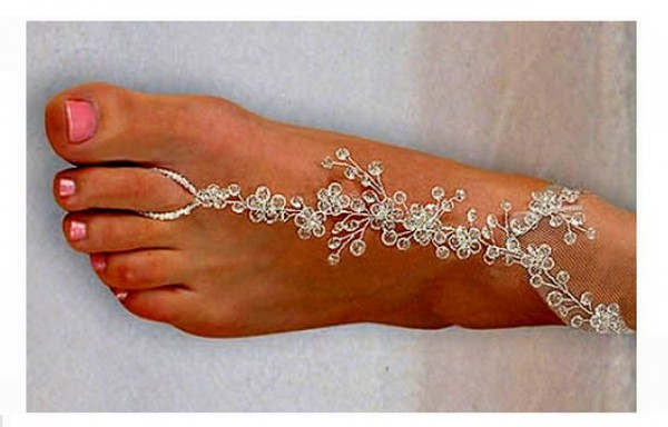 foot-jewelry Top 89 Barefoot Jewelry Pieces in 2020