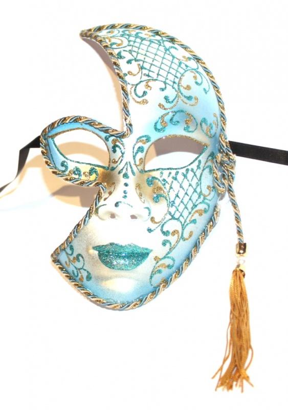 gold-masquerade-masks 89+ Stylish Masquerade Masks in 2017