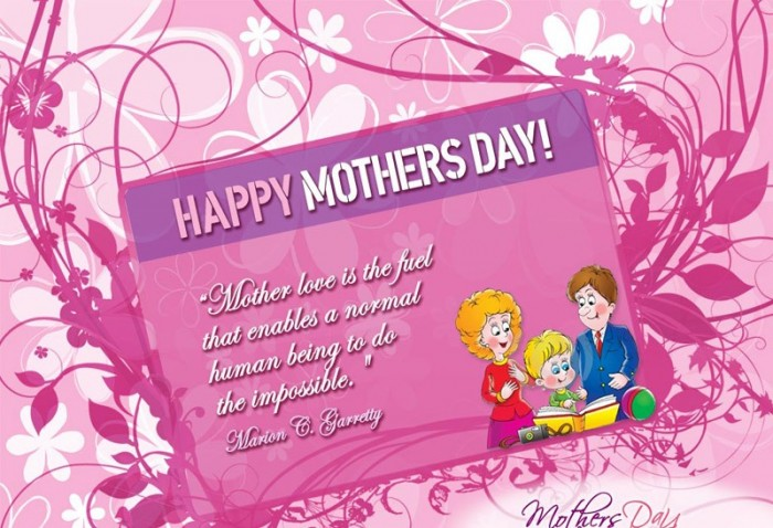 happy-mother-day-quotes How People Celebrate Mother's Day Worldwide?!