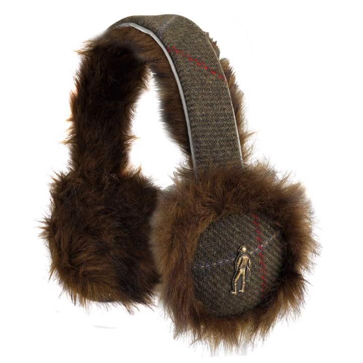 jack_murphy_honey_fur_ear_muffs_cleveland_tweed_106130clt Top 79 Stylish Winter Accessories in 2018