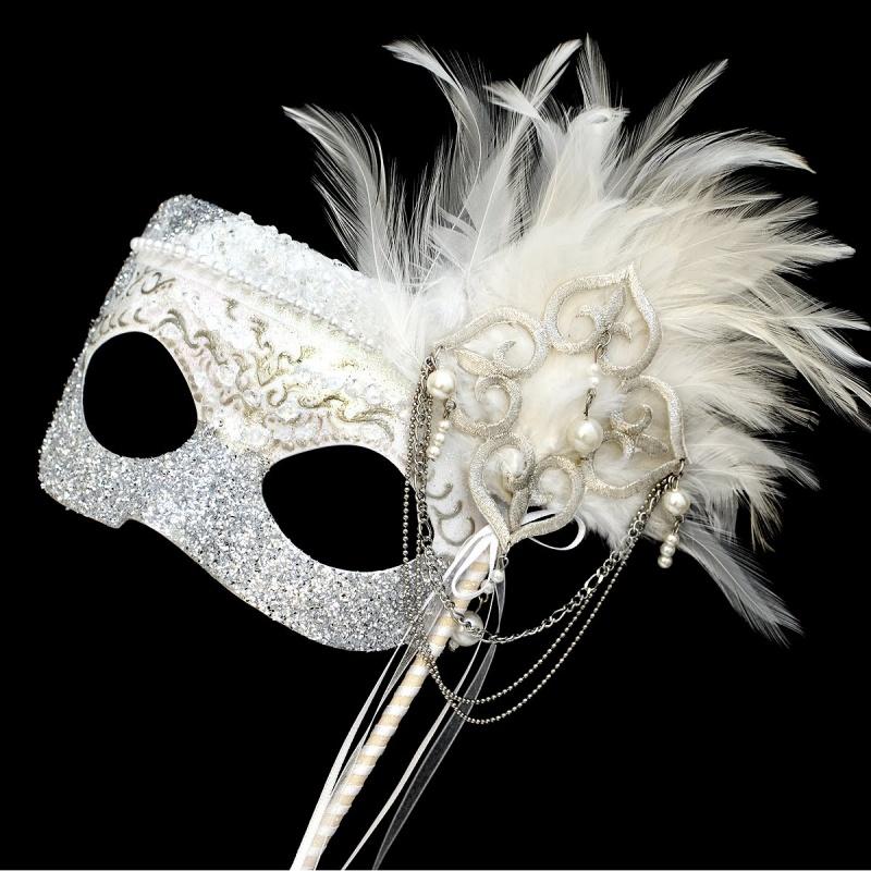 mask_by_cassandra_tiensivu 89+ Most Stylish Masquerade Masks in 2020