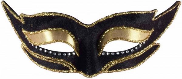 modern-black-masquerade-mask-large 89+ Stylish Masquerade Masks in 2017