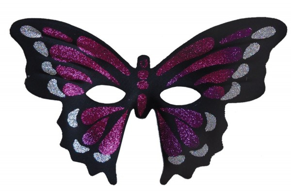 purple_butterfly_masquerade_mask 89+ Stylish Masquerade Masks in 2017