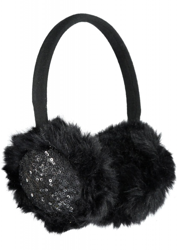 sequin-ear-muffs Top 79 Stylish Winter Accessories in 2021