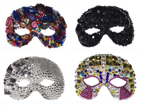 swarovskimasquerademasks 89+ Most Stylish Masquerade Masks in 2020