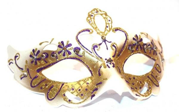 tosca-masquerade-mask-gold-purple-2-2602-p 89+ Stylish Masquerade Masks in 2017