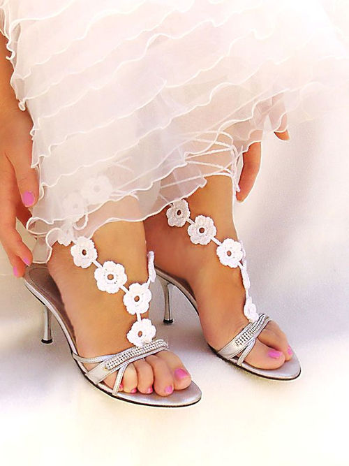 tumblr_mc6p83AkST1rrzx66o1_500 Top 89 Barefoot Jewelry Pieces in 2018