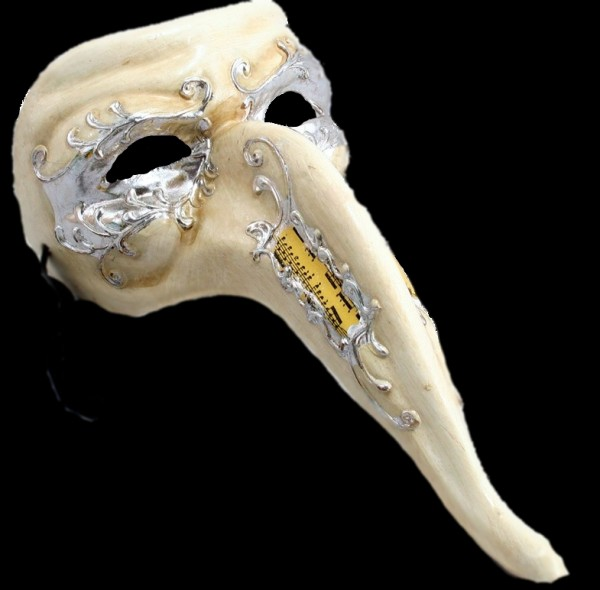 white-masquerade-masks 89+ Most Stylish Masquerade Masks in 2020