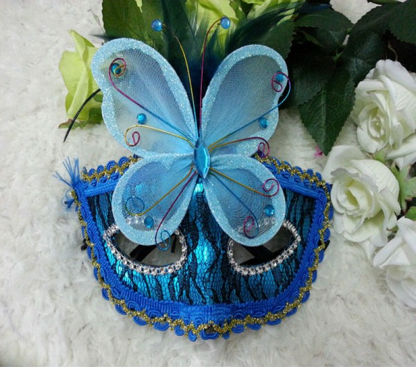 wholesale_lace_butterfly_masquerade_masks 89+ Most Stylish Masquerade Masks in 2020