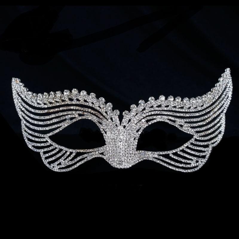 women_diamond_masquerade_party_mask 89+ Most Stylish Masquerade Masks in 2020