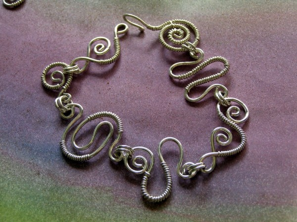 114.1L Make Special Gifts For Your Friends with Wire Jewelry
