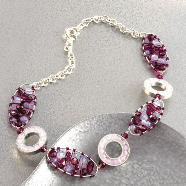 55554 Make Special Gifts For Your Friends with Wire Jewelry