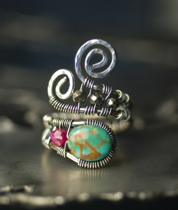 8312253853_92d126f930_o Make Special Gifts For Your Friends with Wire Jewelry