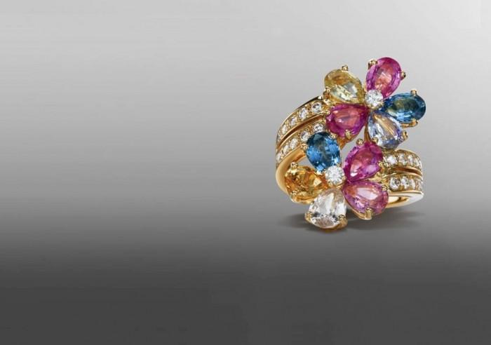 BVLGARI-jewellery_col_sapphire_flower 2020 Trends: Top 10 Luxury Jewelry Brands in the World
