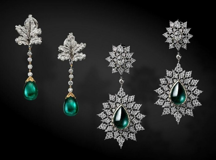 Buccellati-High-Jewelry-Earrings 2019 Trends: Top 10 Luxury Jewelry Brands in the World