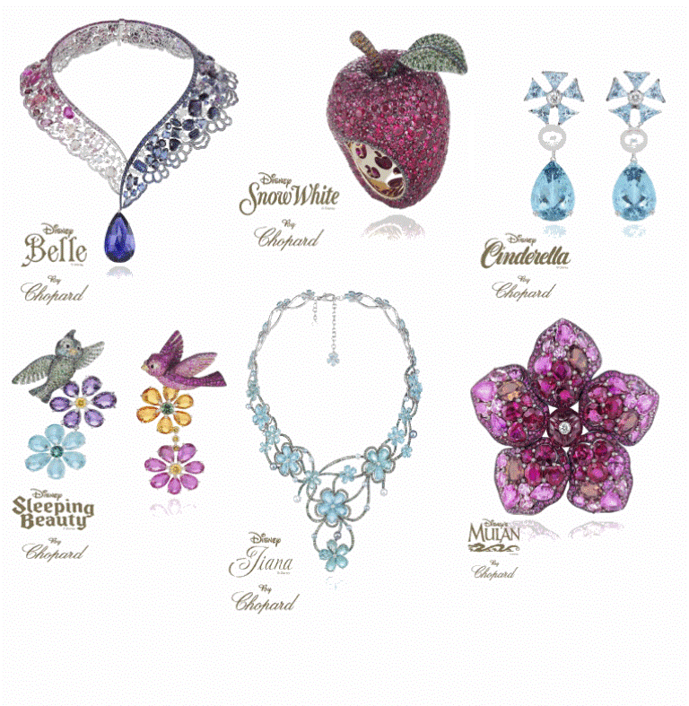 Chopard-princess-1 2019 Trends: Top 10 Luxury Jewelry Brands in the World