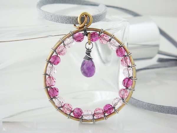 DSC03294 Make Special Gifts For Your Friends with Wire Jewelry