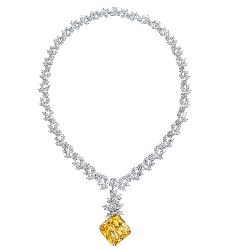 Harry-Winston-V-and-A-Necklace 2019 Trends: Top 10 Luxury Jewelry Brands in the World