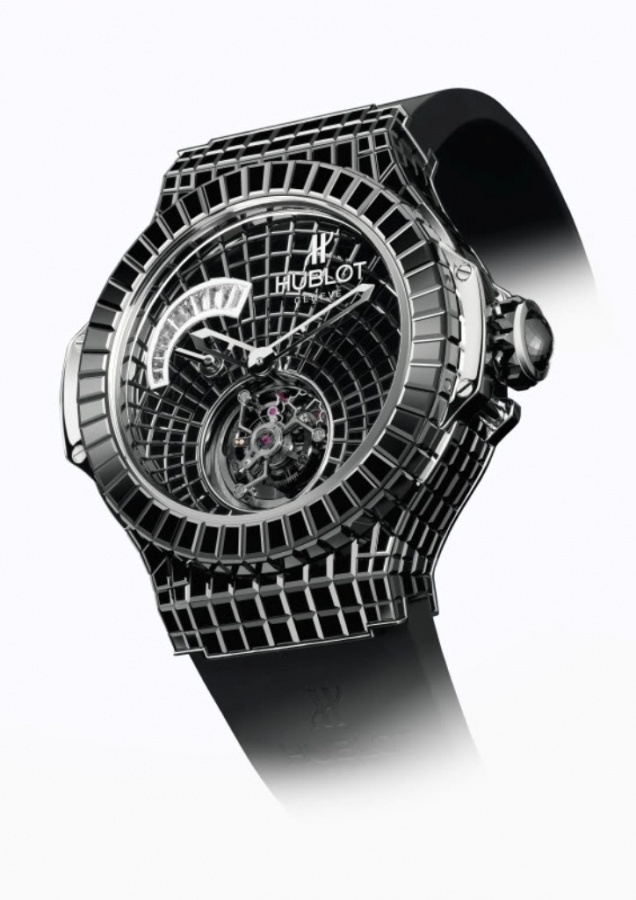 Hublot-One-Million-Black-Caviar-Bang1 Top 10 Most Expensive Watches for Men in the World