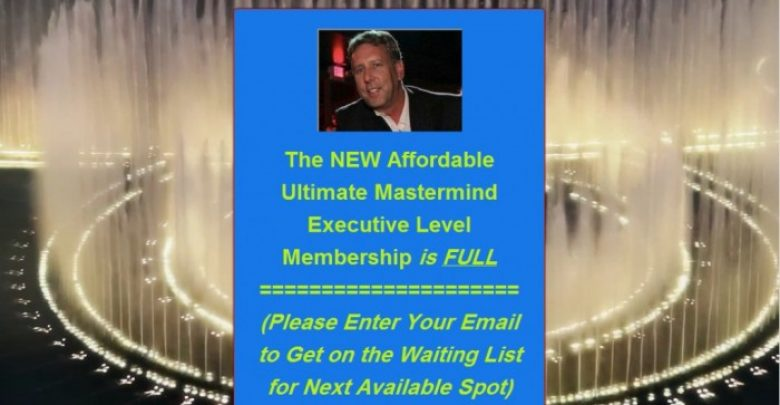 Photo of Ultimate Mastermind Executive Level for Achieving Massive Success & Maximizing Profits