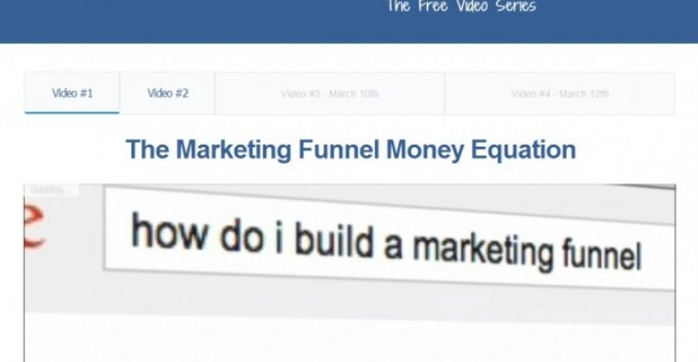 Photo of Exclusive: Set-up a $100,000 a Year Marketing Funnel Through the Six-Figure Funnel Formula