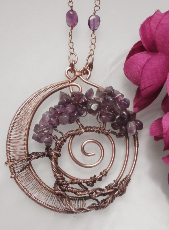 PB100663 Make Special Gifts For Your Friends with Wire Jewelry